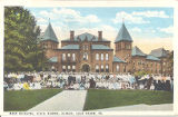Main Building, State Normal School, Lock Haven, PA