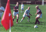 1999 Women's soccer team vs. Indiana University of PA